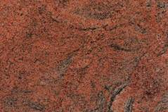 multicolor red granite for garden Pan