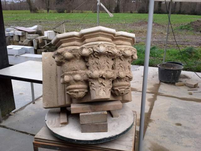 rough carving 3-capital