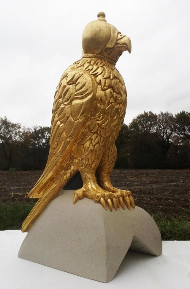falcon verguld2