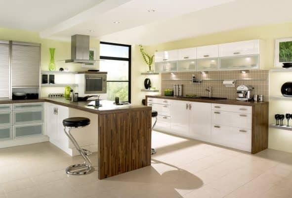 เลือกชั้นวางของในครัวแบบเปิด ช่วยให้ห้องครัวดูดีขึ้นได้ง่ายๆ 1