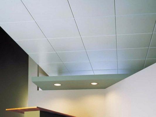ทำความรู้จักกับวัสดุที่ใช้ผลิต ฝ้าเพดาน เพื่อการใช้งานที่เหมาะสม 2