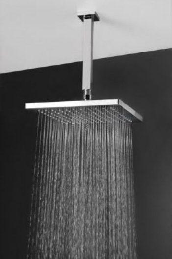 ฝักบัวมีกี่แบบ? เลือกอย่างไรให้เข้าพื้นที่ในห้องน้ำของบ้าน และดูสวยงาม 1