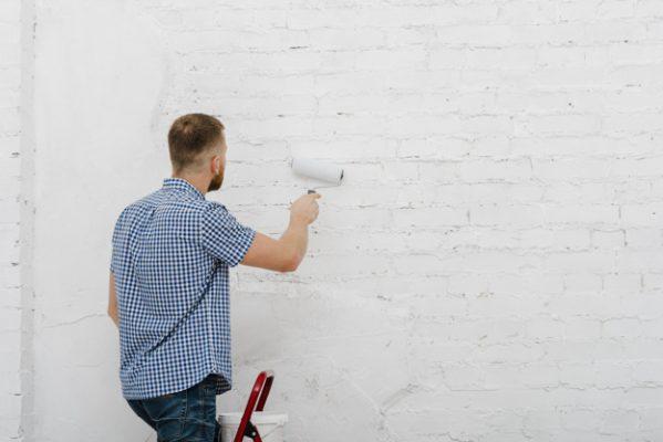 หมดปัญหาคราบสกปรกบนผนังห้อง ด้วยเคล็บง่ายๆที่ช่วยทำความสะอาดได้หมดจด 1