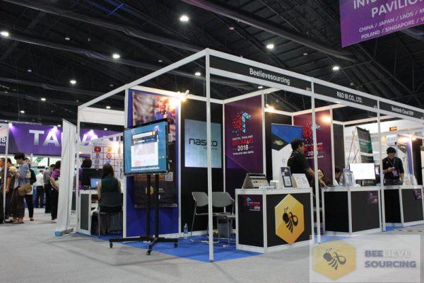 beelievesourcing ร่วมงาน Digital Thailand Big Bang 2018 3