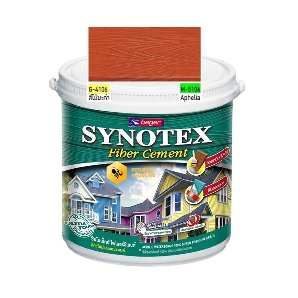 Synotex Fiber Cement Aphelia beger