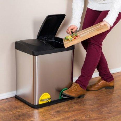 4 ข้อสำหรับการเลือกถังขยะในบ้านแบบหมดห่วงกลิ่นรบกวน 2