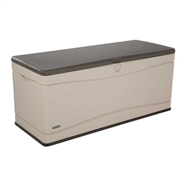 กล่องเก็บของ Lifetime Spring Field Storage Box 492 Liters