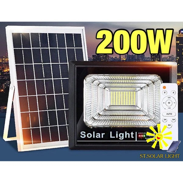 Solar Light IP 68 รุ่น 200w