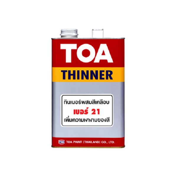 TOA ENAMEL THINNER No.21