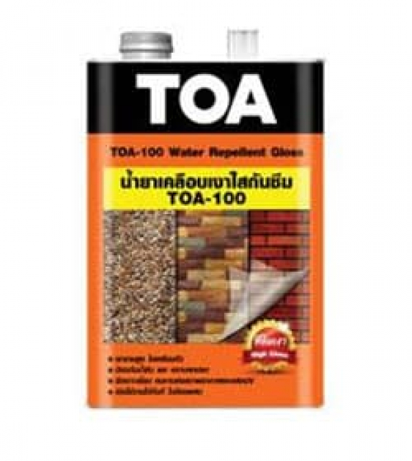 TOA 100 Water Repellent Gloss