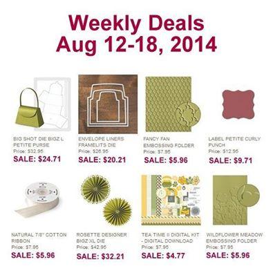 8-12-14 Weekly Deals