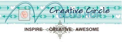9-15 creative circle blog hop button