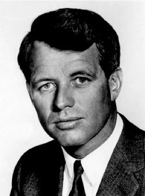 photo of Robert F. Kennedy
