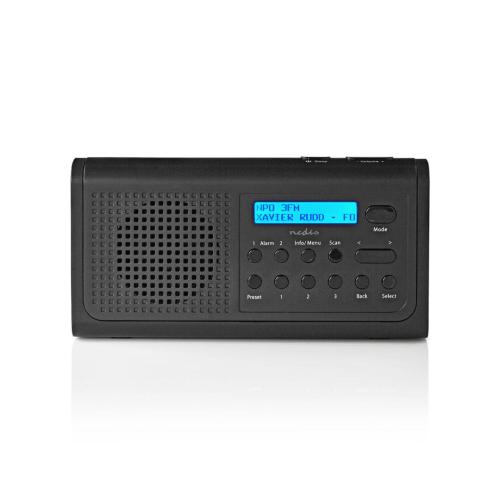 Nedis - DAB+ Radio