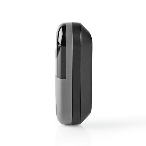Nedis - Wi-Fi Smart Videodeurbel via App