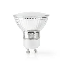 Nedis - Wi-Fi smart LED-Lamp Warm tot Koel Wit GU10