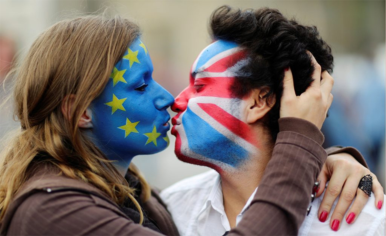 European Union - Photo by Hannibal Hanschke/Reuters