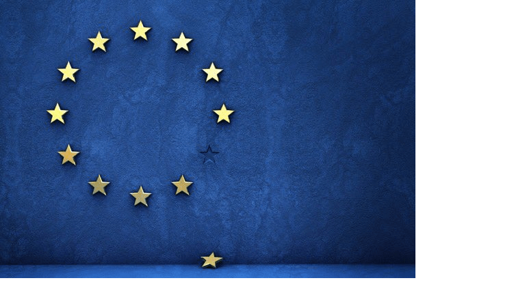 Post-Brexit EU Flag
