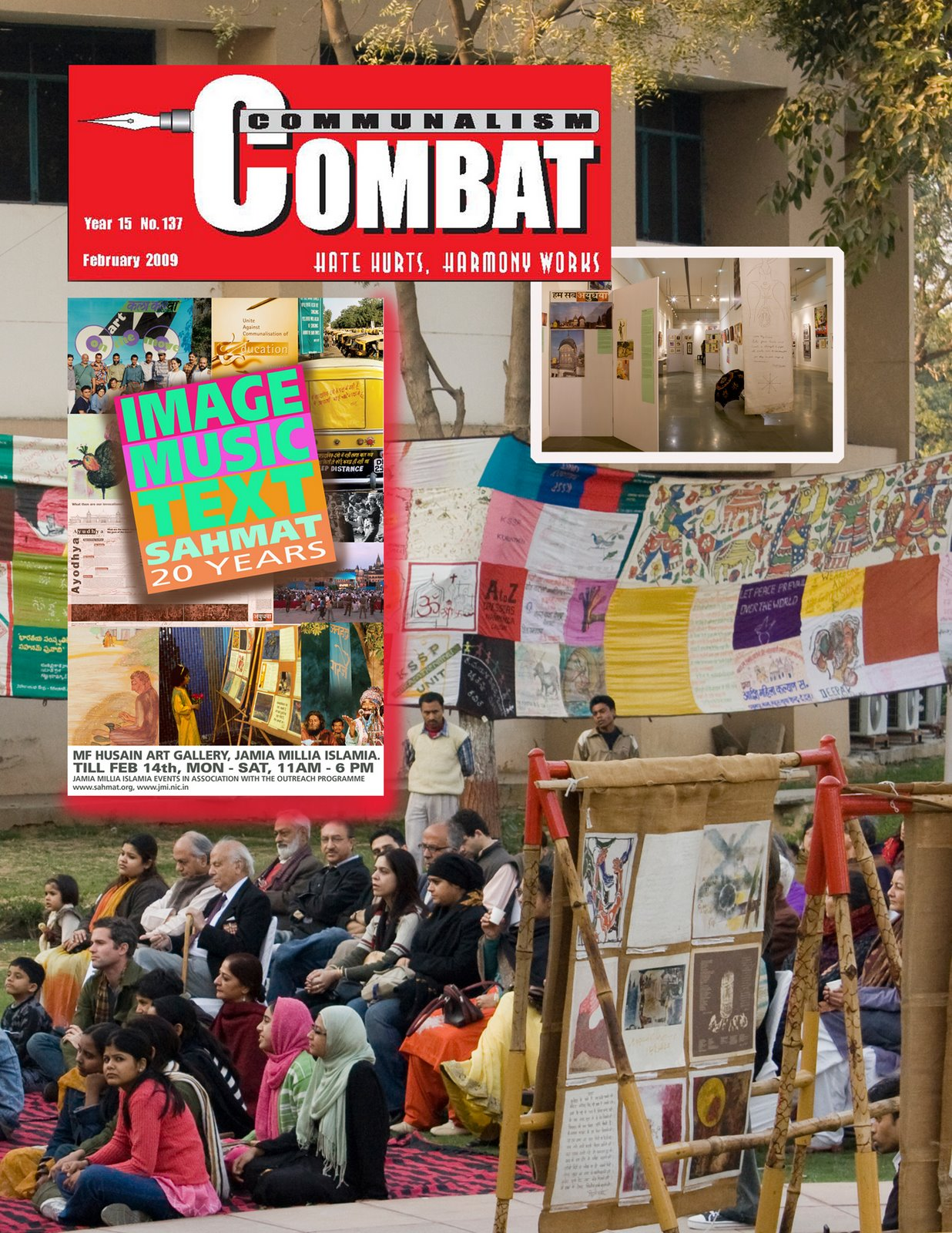 Cover March 2009