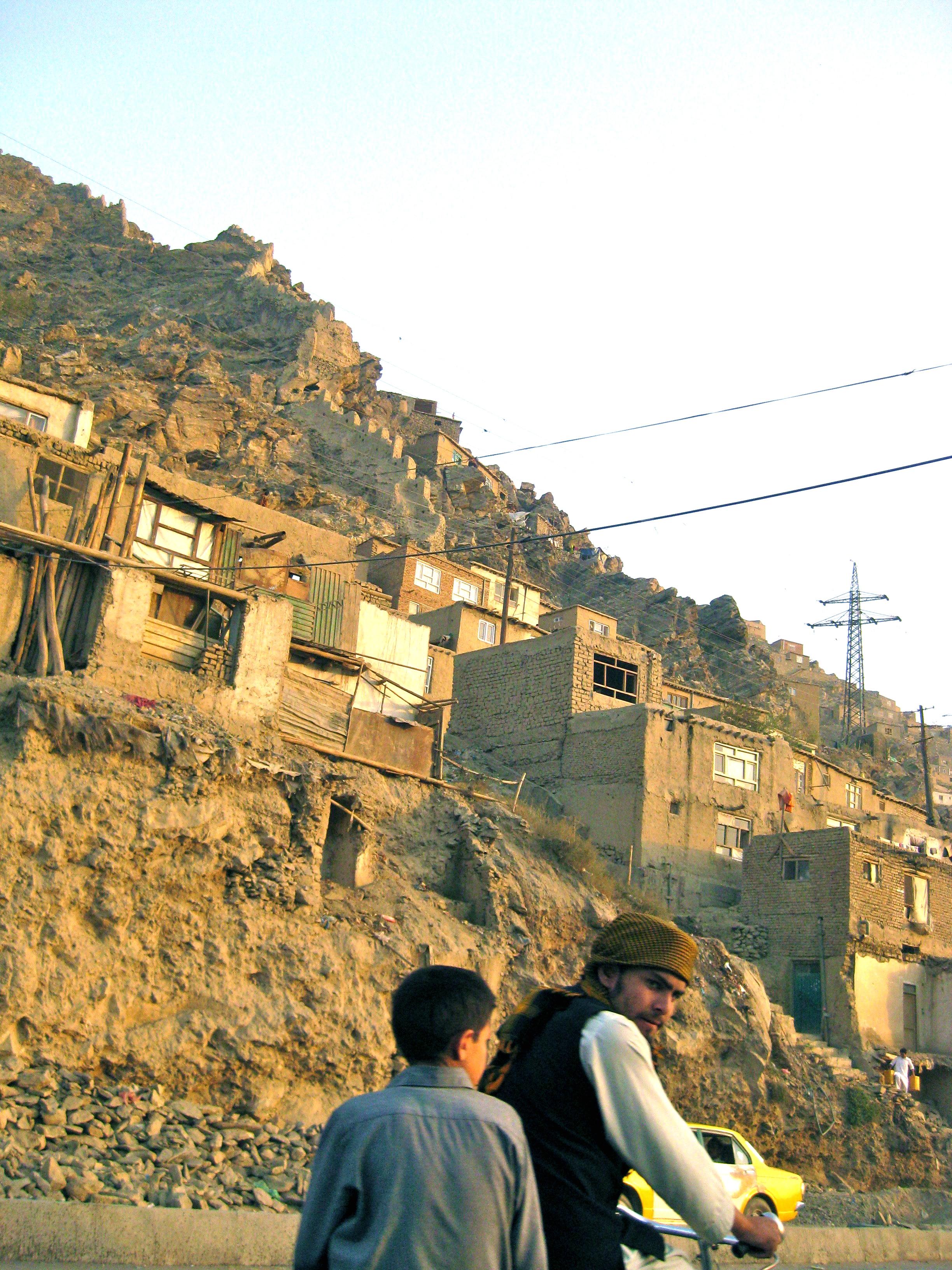 Kabul wall3