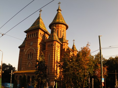 Timisoara - cattedrale