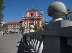Lubiana - city center