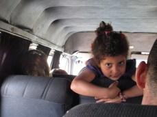 13 - Bus from Sheki to Baku