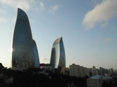 16 - Baku - Flame towers