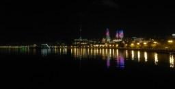18 - Baku by night