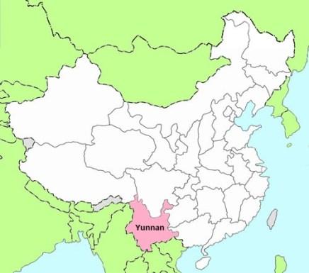 00 - Yunnan region