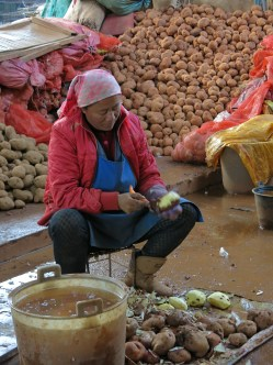 20 - Dali - market