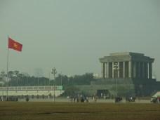 02 - - Hanoi - Ho Chi Minh mausoleum