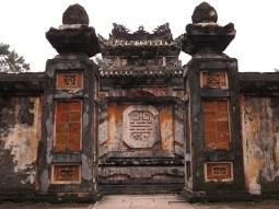 23 - Huè - Tu Duc tomb complex