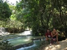 17-Luang Prabang-KuangSi waterfalls