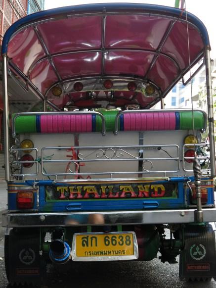 22 - Bangkok - tuk tuk