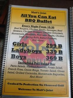 62 - Koh Phi Phi - good for ladyboys!