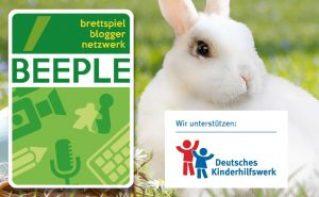 Beeple Osteraktion Deutsches Kinderhilfswerk