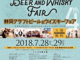 静岡クラフトビア&ウイスキーフェア2018