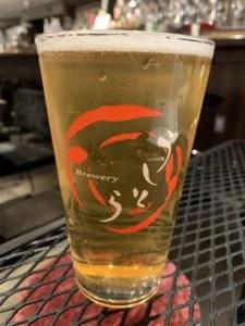 うしとらブルワリーEast Green Pale Ale(イースト・グリーン・ペールエール)