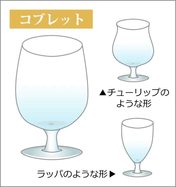 コブレット グラス