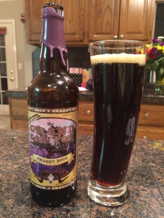 760. The Grand Canyon Brewing Co. - Shaggy Bock