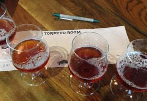 Taste the love of Craft Beer at the Torpedo Room