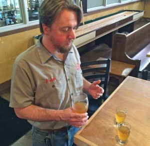 Blending sour beer is a very personal process, based on your own taste preferences