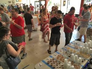 15 brewer's home brews to taste!