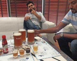 Which beer to choose at Barleyz?