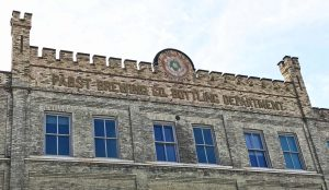 The old is new again in the Milwaukee brewery district