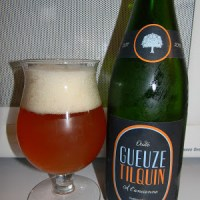 Review of Oude Gueuze Tilquin à L'Ancienne (2011-2012)