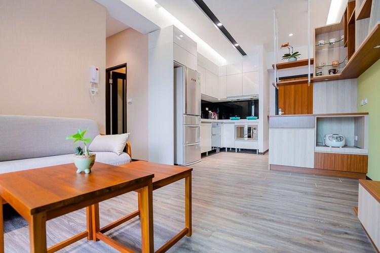 【台南室內設計】森鼎室內空間設計|60萬小資室內設計裝潢|小資首選室內設計|完工後一年保固|台南裝潢實例