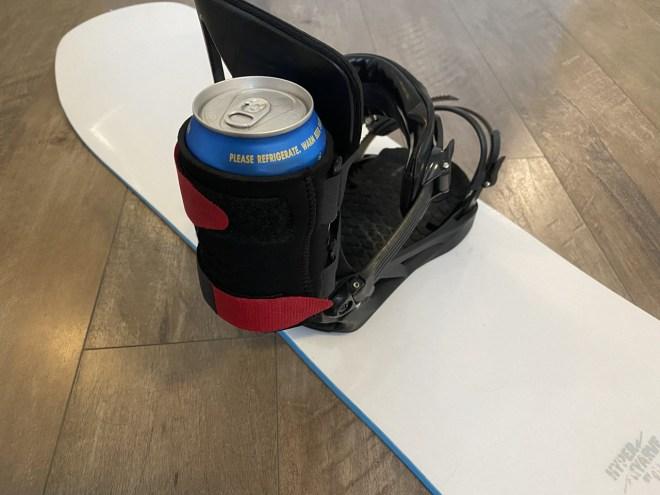Beer Binding on Highback