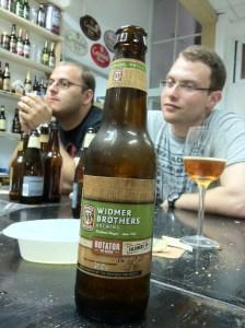 האיש והאגדה. והבירה.